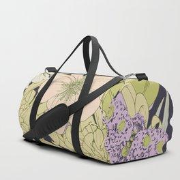 Chrysanthemum 2 Duffle Bag
