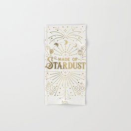 Made of Stardust – Gold Palette Hand & Bath Towel