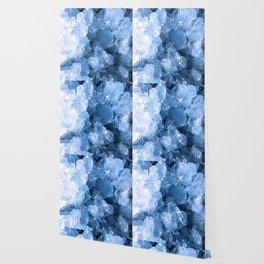 Celestite Blue Wallpaper