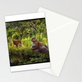 A Secret Pond Stationery Cards