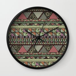 'Georganic no.9' Wall Clock
