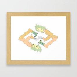 Jokers Framed Art Print