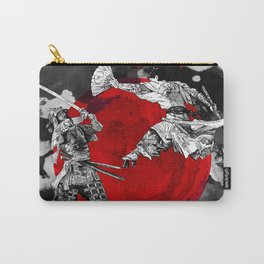 Samurai Fighting Carry-All Pouch