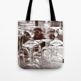 Champagne Anyone? Tote Bag