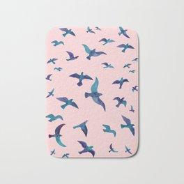 Birds II Bath Mat
