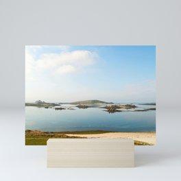 Summer in the Scillies Mini Art Print