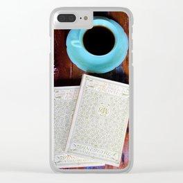 Janey Eyre & Jadeite - Part 2 Clear iPhone Case