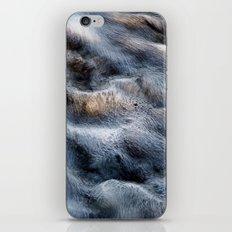 Wavy sea iPhone & iPod Skin