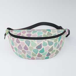 Drop in a drop pastels Fanny Pack