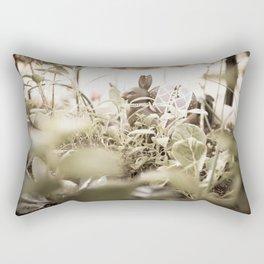 garden Rectangular Pillow