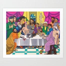 The ArtPostles Art Print