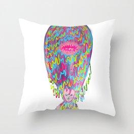 SOUL SAILOR no.3 Throw Pillow