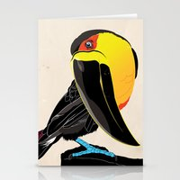 coco Stationery Cards featuring Coco by Nicholas Darby