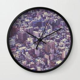WILD JAPAN 16 Wall Clock