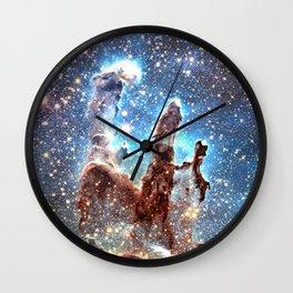 Pillars of Creation! Wall Clock