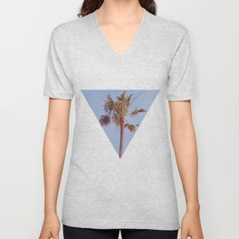 Cliffside Palm Unisex V-Neck