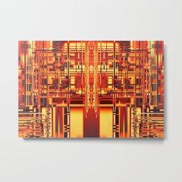 PERSONA Metal Print