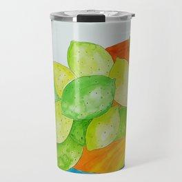 Lime Bowl Travel Mug
