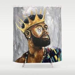 Naturally King III Shower Curtain