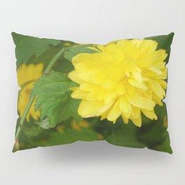 yellow flower Pillow Sham