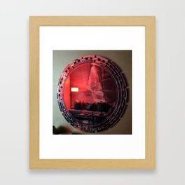 Mirror, Mirror Framed Art Print