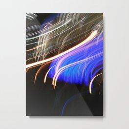 WaterFire (206a) Metal Print