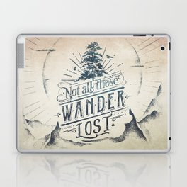 Im a wanderer Laptop & iPad Skin