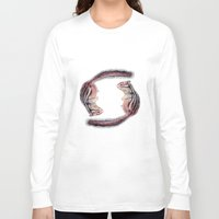 squirrel Long Sleeve T-shirts featuring squirrel by Yuli Klaus