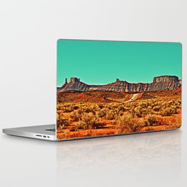 Long Road West Laptop & iPad Skin