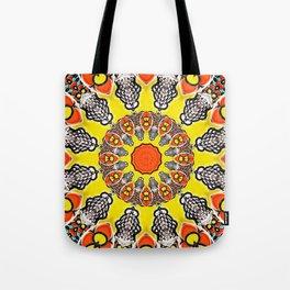 Lorelei Mandala Tote Bag
