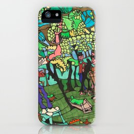 The Vineyard iPhone Case