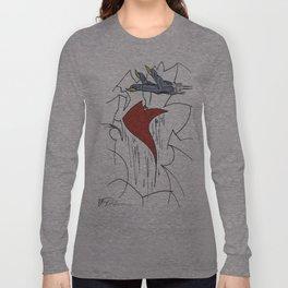 Heart & Hand Long Sleeve T-shirt