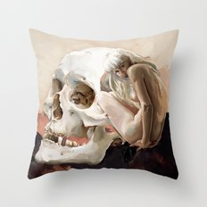 Mental state Throw Pillow