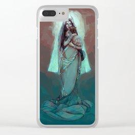 Illustration ; AFK Symmetra Clear iPhone Case