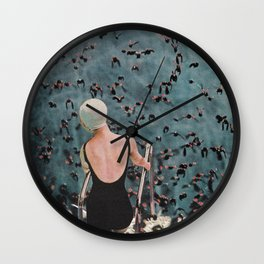 I don't fit in Wall Clock