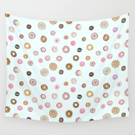 DONUT LOVE Wall Tapestry