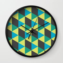 Naturally Occuring Wall Clock