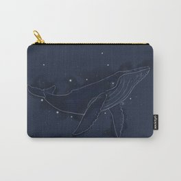 Spacial Whale Carry-All Pouch