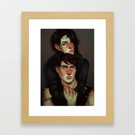 Hawkes Framed Art Print