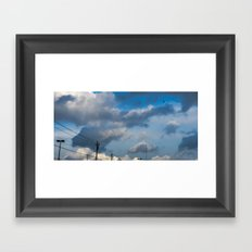 In Hopes of Flight Framed Art Print