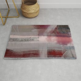 Zen Sunrise - Contemporary Abstract Rug