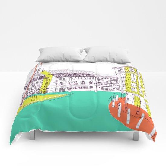 Urban Life II Comforters