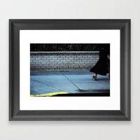 The Devil Wears Prada Framed Art Print