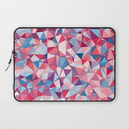 Colorful Low Poly Design Laptop Sleeve