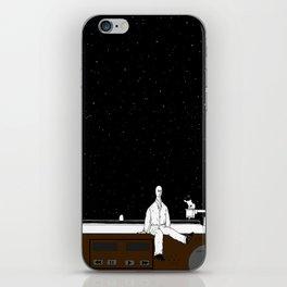 The Whirligig of music. iPhone Skin