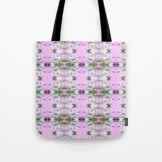 Ethnic Clouds Tote Bag