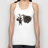 katamari Tank Tops featuring Katamari of the Dead by Hector Mansilla