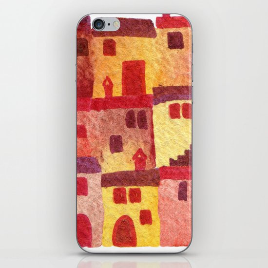 Tuscan Holiday iPhone & iPod Skin