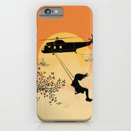 Nothing has changed iPhone Case