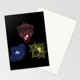 Magus Sisters fayth Stationery Cards